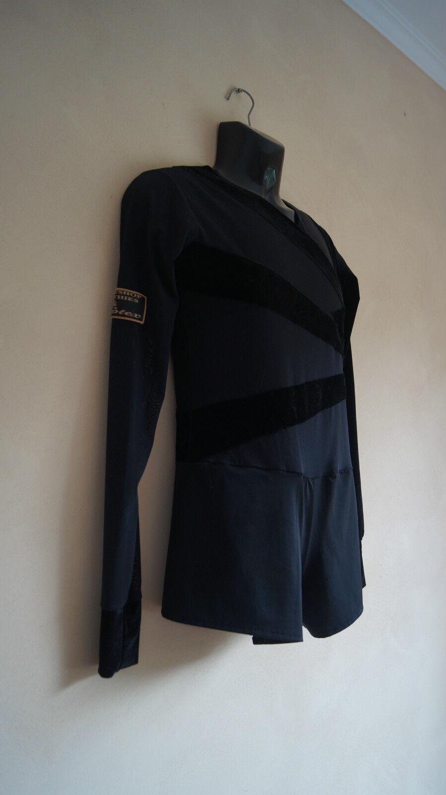 Lateinhemd Turnierhemd Hemd Tanzhemd Latin Dress Junge Latein Ballroom schwarz schwarz schwarz   Toy Story    Export  5fac93