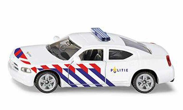 Siku Super 1402 00300 Dodge Charger SXT 3.5L Sondermodell Niederlande POLITIE