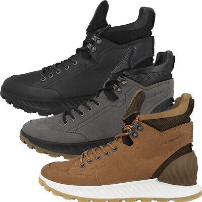 Ecco Exostrike Bowmar HM Schuhe Men Herren High Top Sneaker Hiking Boots 832304 | eBay