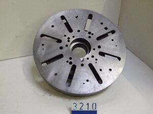 Face-plate-for-lathe-12in-diameter-3210