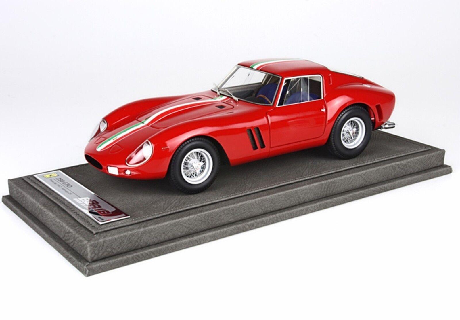 BBR 1962 Ferrari 250 GTO Press Day LE 250pcs 1 18 1803Brand New RARE FIND