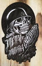 enduro Motocross Drifter Bike Quad MTB Aufkleber Mulisha Metal Oldschool Sticker