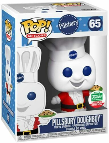 Funko Pop Pillsbury Doughboy #65 Cyber Monday bundle