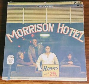 The-Doors-Morrison-Hotel-EKS-75007-Elektra-Records-Vinyl-Record-Album-Wax-Jim