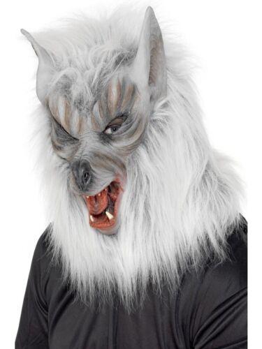 Masque loup adulte homme Smiffys Déguisement masques