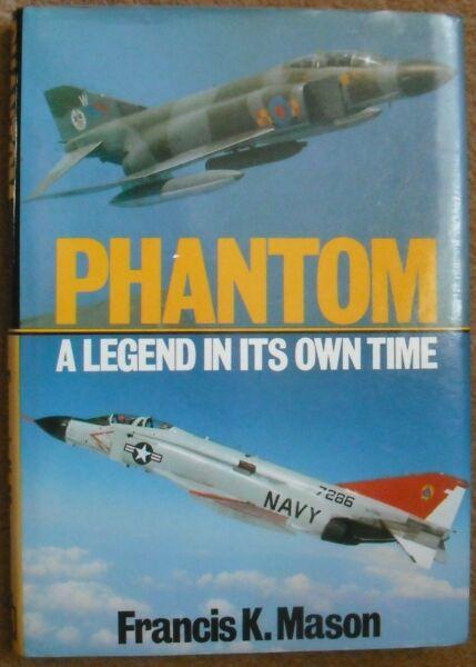 """+++ Phantom """"une Légende Dans Son Propre Temps"""" Par Francis K. Mason +++"""