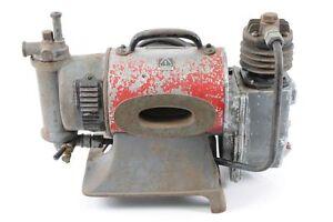 Beautiful-Age-GDR-Compressor-Rarely-Classic-Car-Workshop-Air-Pump-Petrol-Station