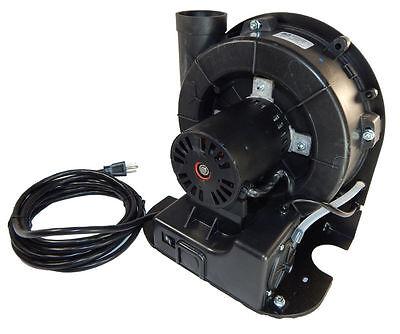 Hot Water Heater Exhaust Draft Inducer Blower 7021 11445 Fasco A996 663001341208 Ebay