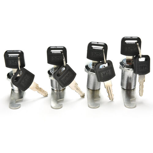 30mm Cam Lock Porte Armoire Tiroir Casier Cas CR 16//20//25