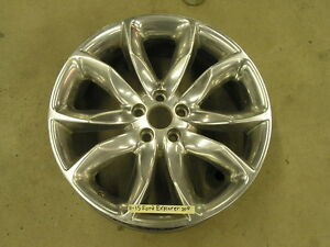Details About 2011 2012 2013 2014 2015 Ford Explorer 20 Inch Polished Aluminum Wheel 11 13 15