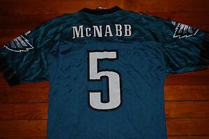 Image is loading Adidas-5-Donovan-McNabb-Philadelphia-Eagles-Green-NFL- 96441e069