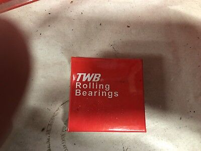 Twb Roll Bearings Scanalature A Sfere A 2204 2rs-er 2204 2rs It-it