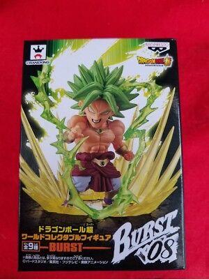 Dragon Ball Super World Collectable Figure WCF SAIYANS BRAVERY vol.2 Kefla