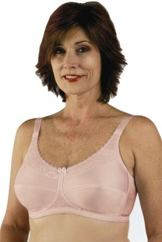 Classique 770 Mastectomy Comfort Bra Pink 36A