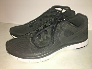 new arrival 590c5 4a955 Details about Nike Free 3.0 553684-001 Mens Size 8 Running Shoes Black
