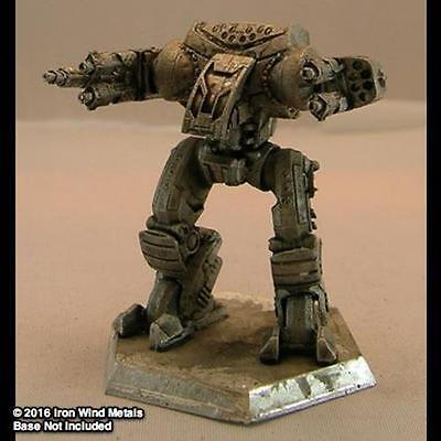 Battletech Wendigo Prime By Iron Metals Iwm 20-5123 Carefully Selected Materials