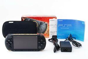 Sony-Play-Station-Portable-PSP-3000-Monster-Hunter-3rd-Hunters-Model-Excellent