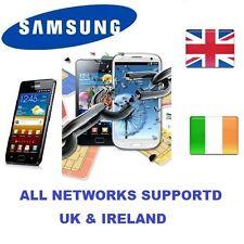 LIBERAR CUALQUIER SAMSUNG UK & IRLANDA- UNLOCK SAMSUNG UK & IRELAND