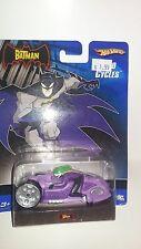 Hot Wheels Batman Hero Cycles The Joker 2006   DC Comics