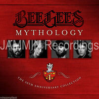 Bee Gees - Mythology - The 50th Anniversary Collection - 4 Cd Set / Andy Gibb