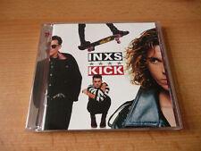 CD INXS - Kick - 2011 - Remastered
