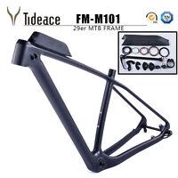 Full Carbon Mountain Bike Frame 29er Carbon Mtb Frames 15/17/19'' Bicycle Frames