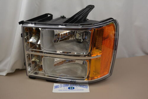 GMC Sierra 1500 2500 3500 Left Hand Driver Side HEADLAMP new OEM 22853029