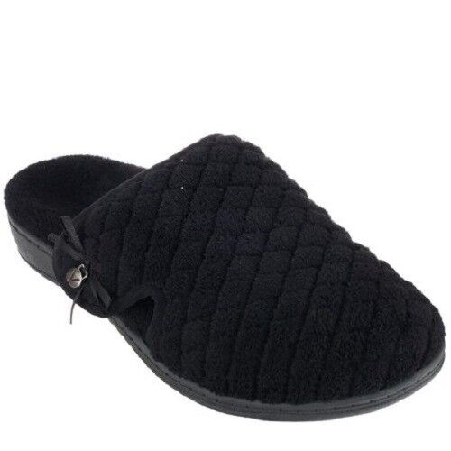 Orthotic Support Slippers Slate Grey