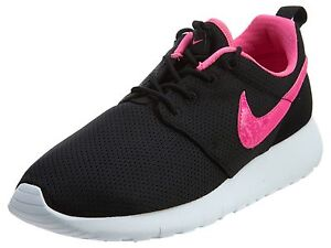newest f98b3 d9da0 Image is loading Nike-Girls-Roshe-One-Gs-Big-Kids-599729-