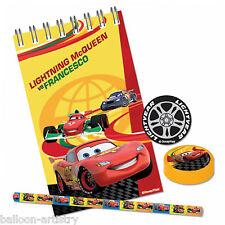 20 Piezas Disney Cars Niños Regalos de fiesta favores Juguetes Set Papelería Pack