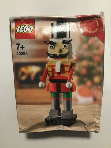 LEGO 40254 Exclusive Limited Edition Christmas NUTCRACKER factory sealed holiday