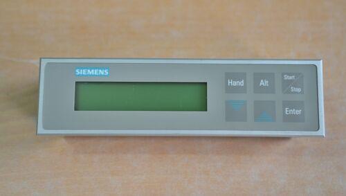 Siemens Elrest Panel ASY//CAN//P50.2//C515C//V1.43//SIEM ARTNR:1051393 free ship