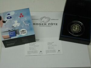 Commemorative-Coin-2020-Medical-Research-Pf-Proof-With-Authenticity-Certificate