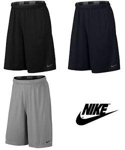 Fit L M Sports Length Gym Training Knee Shorts Dri Xl S Nike Mens PqcwxOEafq