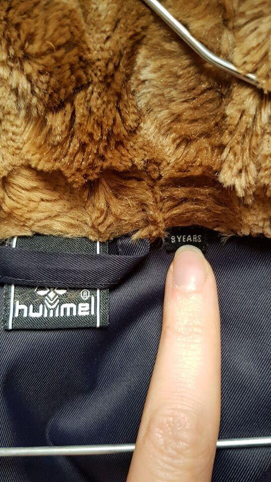 Jakke, Vinterjakke, Hummel