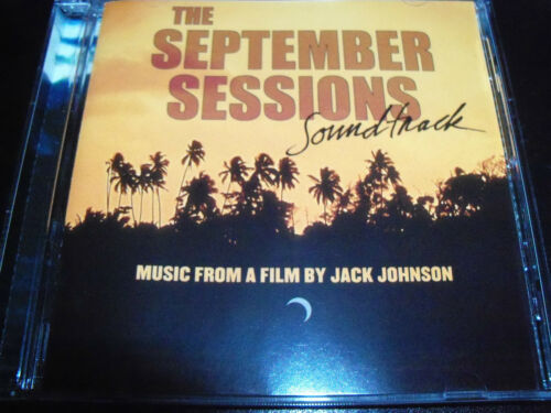 1 of 1 - September Sessions Original Soundtrack CD Feat Jack Johnson