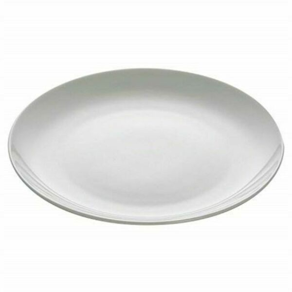 8-Inch Maxwell and Williams Cashmere Rim Side Plate White