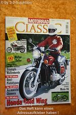 Motorrad Classic 1/96 Honda Gold Wing Miele 98 Opel