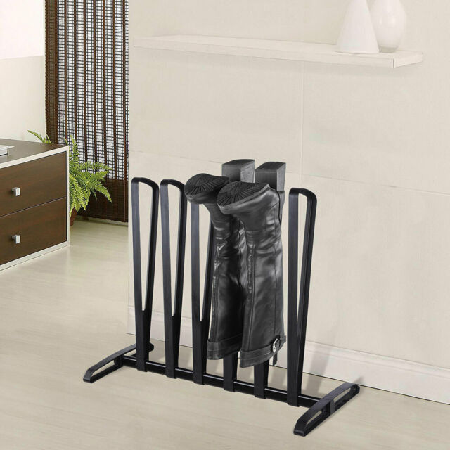 Boot Rack Shoe Storage Organizer Holds 3 Pairs Of Boots Shoes Holder Hanger For Sale Online Ebay