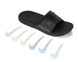 db608a1b687b NEW NIKE BENASSI JDI LTD SANDALS MENS SIZE 18 INTERCHANGEABLE COLORS ...