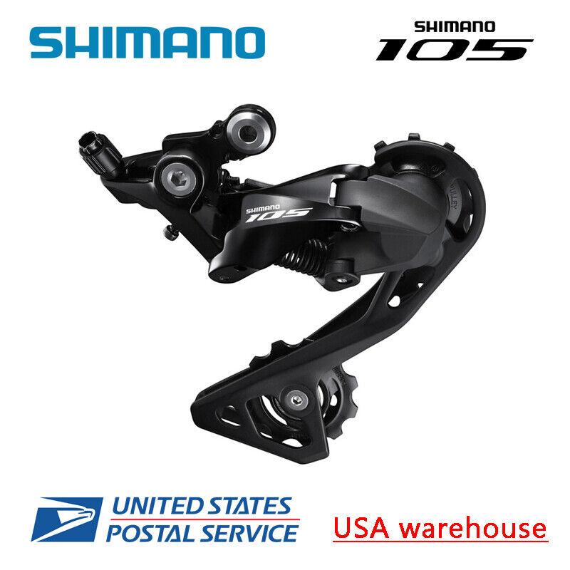 Shimano 105 RD-R7000  Ss Gs Desviador Trasero 11 Velocidades Negro Corto Jaula Mediana  presentando toda la última moda de la calle