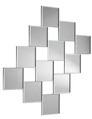 20 x 80mm STAR SHAPED Mirror 3mm Acrylic Wall Art bedroom toy room