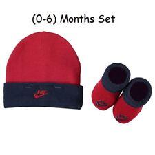 item 4 Nike Unisex Infant Babies Hat   Booties Set Boys Girls Size  0-6  Months BNWT -Nike Unisex Infant Babies Hat   Booties Set Boys Girls Size   0-6 Months ... f5041b616728