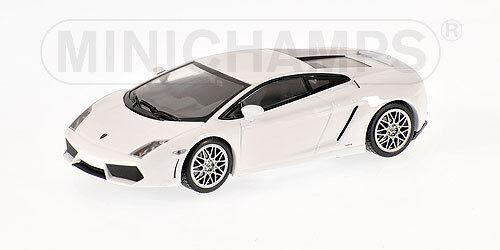 Lamborghini GBallardo LP560 2008 blanc 1 43 Model 400103800 MINICHAMPS