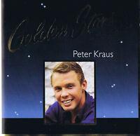 Golden Stars international - Peter Kraus CD ( 16 Track ) Club Exklusiv