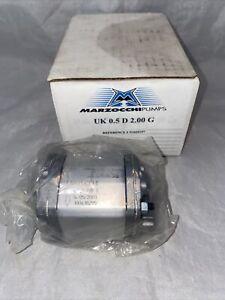 Marzocchi Gear Pump U K 0.5 D 2.00 G 100638295...