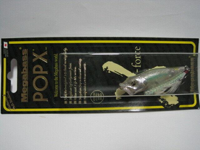 Megabass Ito popx Hama hiuo Color Hama tienda  Color limitada Nuevo en paquete    pop-x  barato