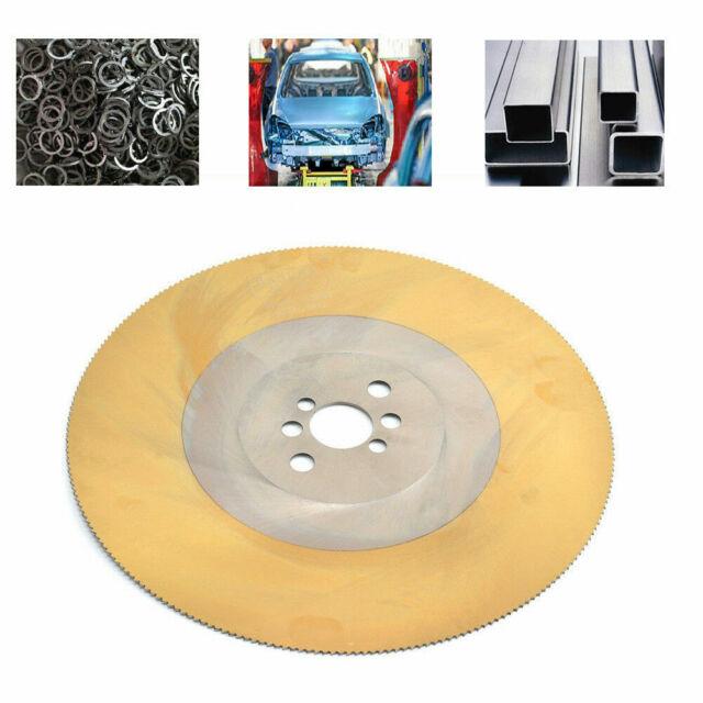 "10/"" HSS Circular Saw Blade Cutting Disc Cutter Tool for Iron Steel 250x1.2x32mm"