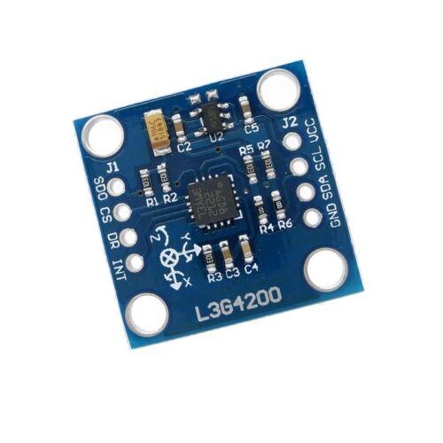 GY-50 L3G4200D Three Axis Digital Gyroscope Sensor Module Angular Velocity
