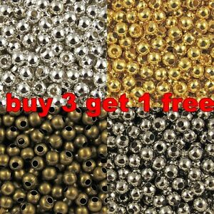 Wholesale-Metal-Round-Spacer-Beads-2-5mm-3mm-4mm-5mm-6mm-8mm
